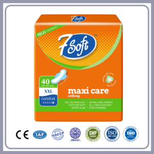 7 Soft Maxi Cottony Care XXL – 320 mm