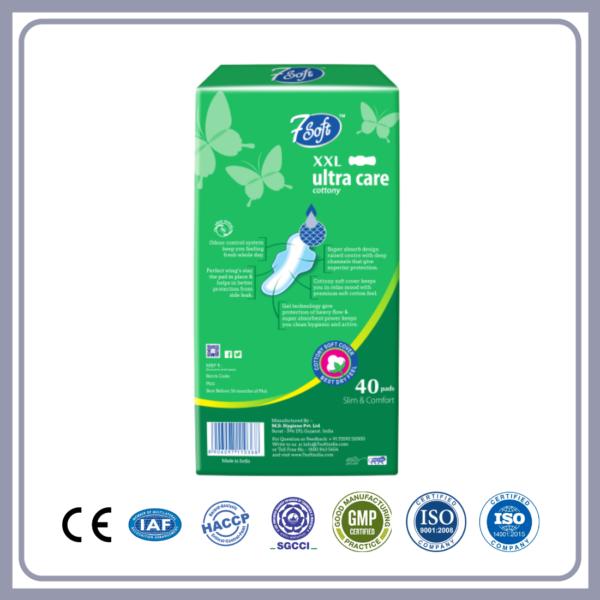 7 Soft Ultra Cottony Care XXL – 320 mm